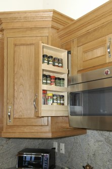 Spice Storage Pull out