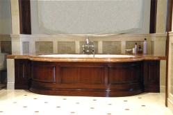 Mahogany Master Tub
