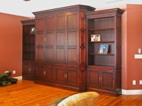 TV Media Cabinetry | Unique Design Cabinet Co