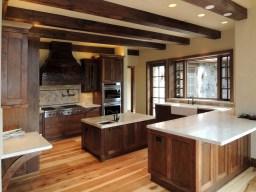Willamette Walnut Custom Kitchen