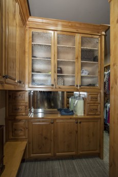 Master Closet Dressing Area