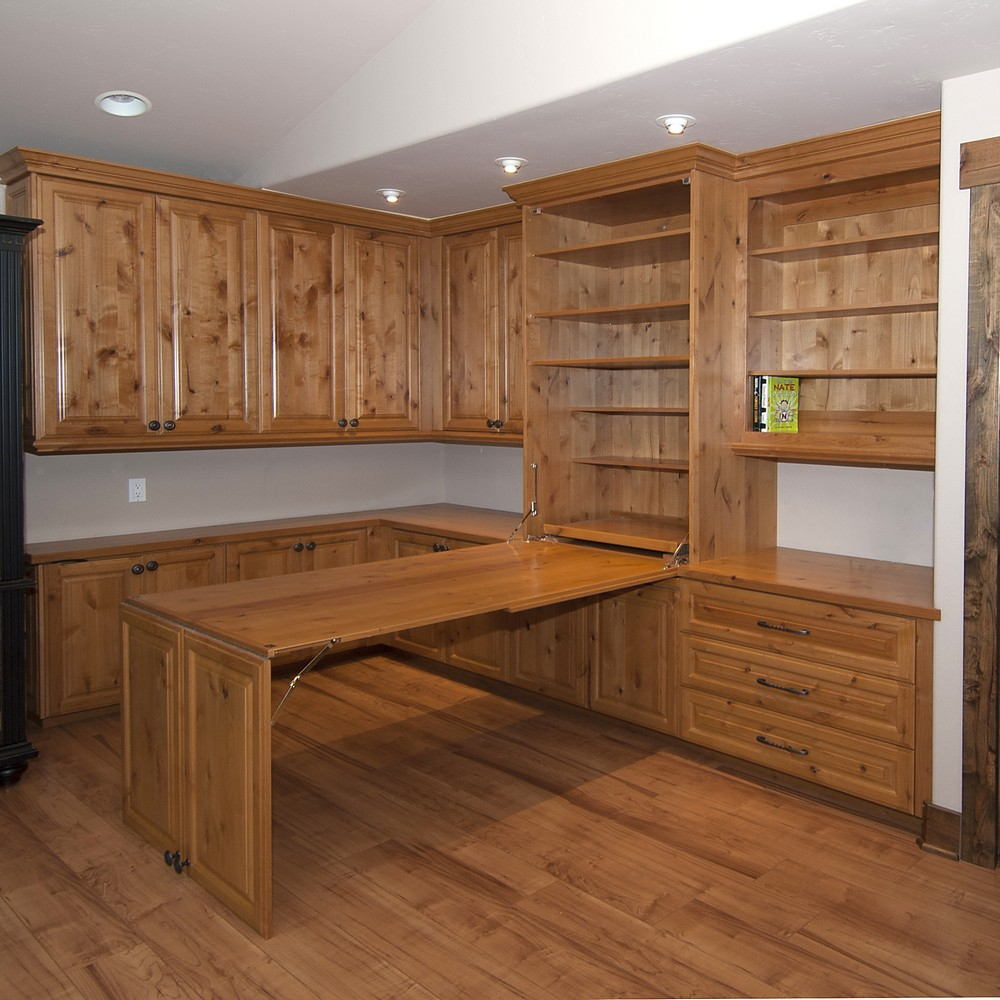 Craft Storage Cabinet With Fold Out Table - Home Design