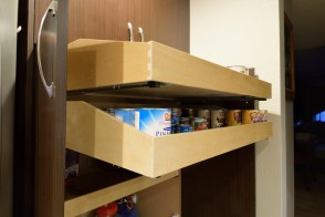 H.D. Pantry Pull Outs