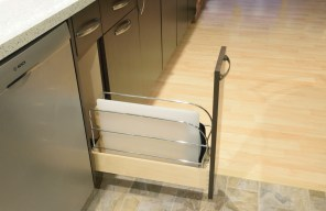 Tray Divider Pull Out