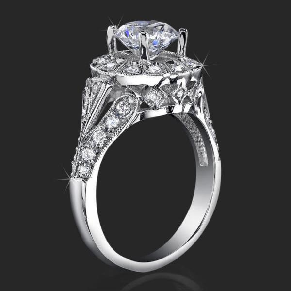 unique engagement rings | Unique Engagement Rings