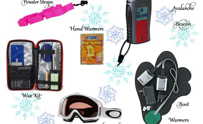 22 Gift Ideas For Skiers And Snowboarders Unique Gifter