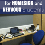 College Bound Gift Ideas For Homesick And Nervous Students
