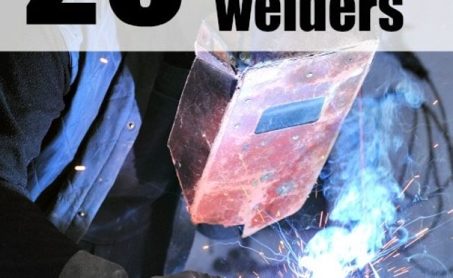 20 Gift Ideas For Welders Unique Gifter