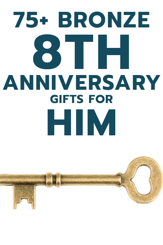 75 Bronze 8th Anniversary Gift Ideas for Him  Unique Gifter