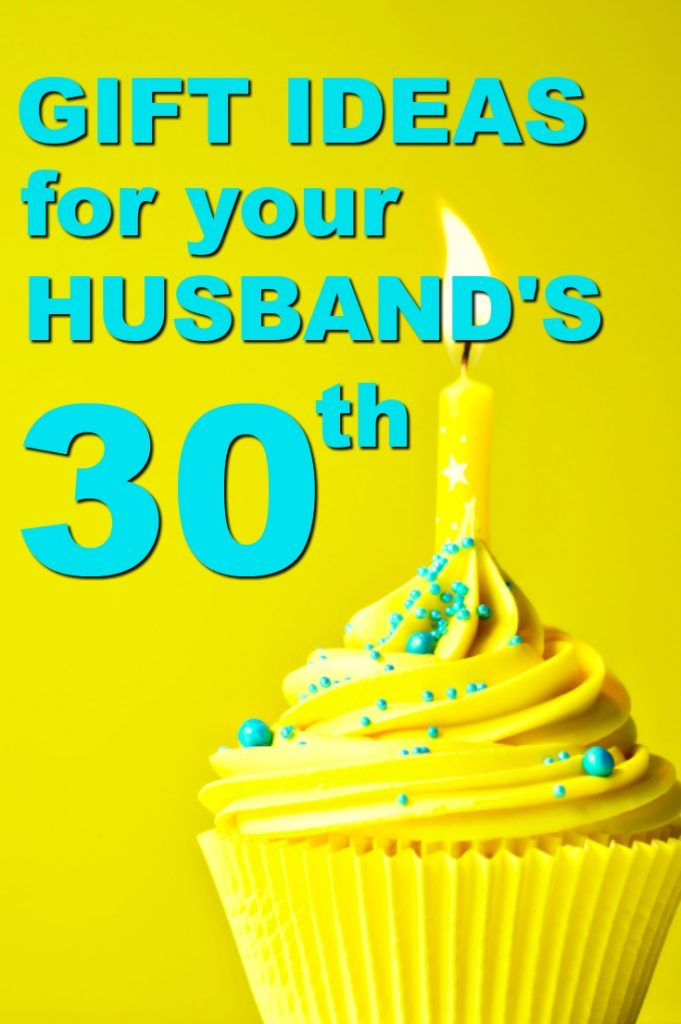 20 Gift Ideas For Your Husbands 30th Birthday Unique Gifter