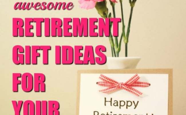 20 Retirement Gift Ideas For Your Mom Unique Gifter