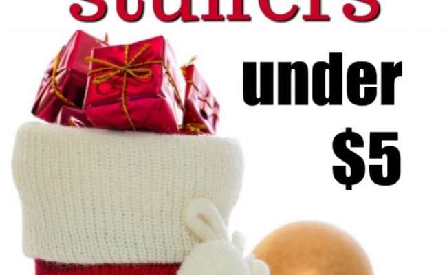 The Most Incredible Stocking Stuffer Ideas For Literally