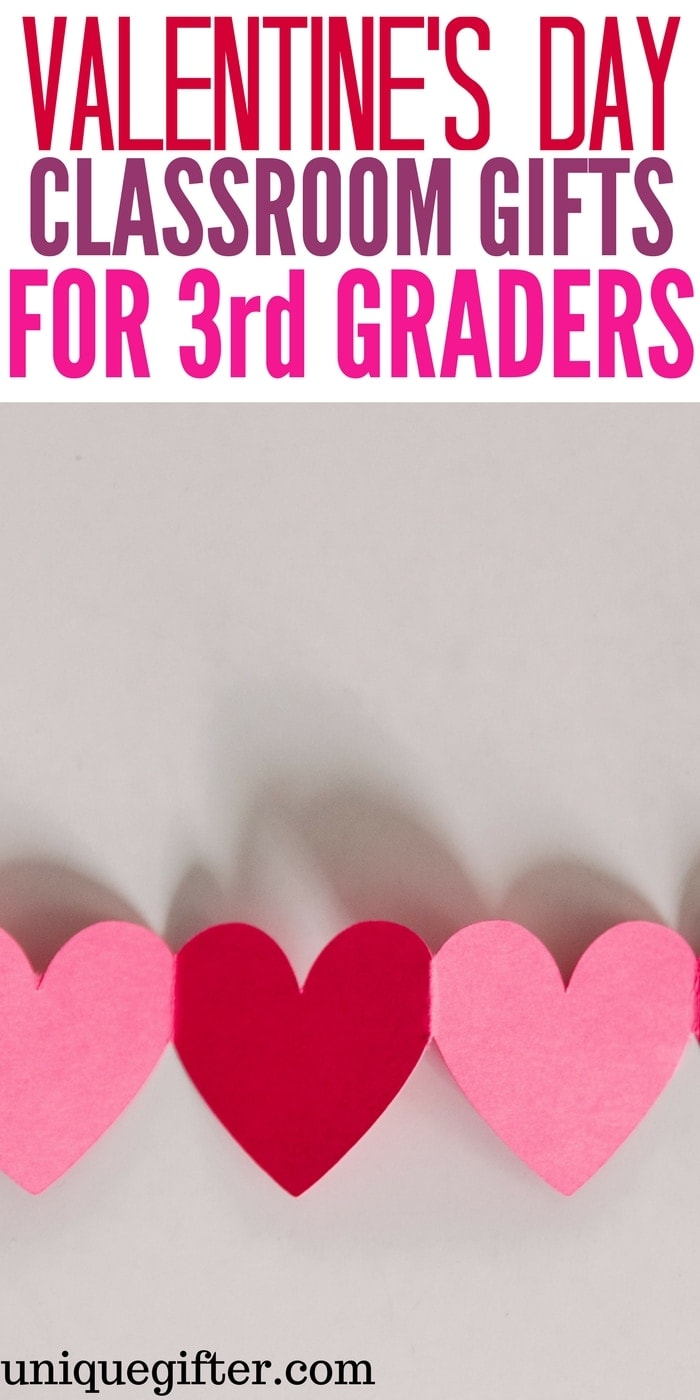 medium resolution of Valentine's Day Classroom Gifts for 3rd Grade Students - Unique Gifter