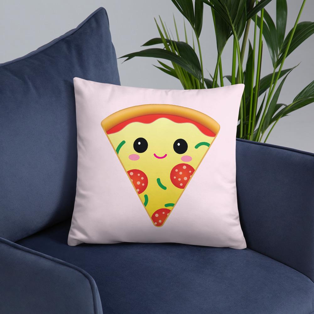 pizza pillow cute kawaii