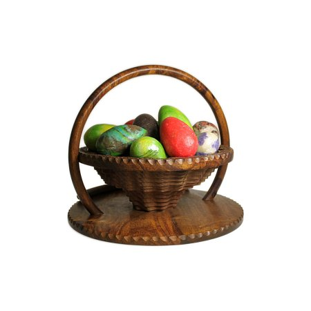 Sheesham Wood Baskets