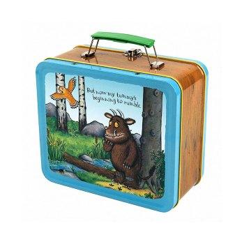 Adorable Gruffalo tin lunch box