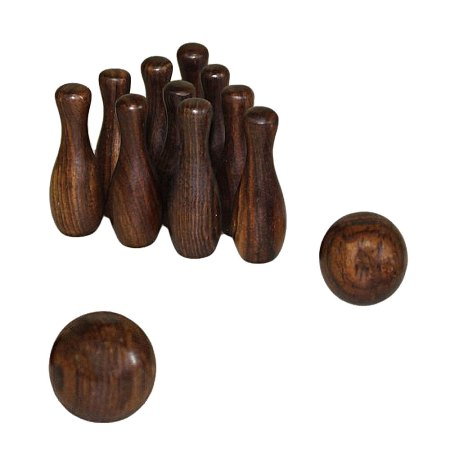 12 Piece Bowling Set - artnomore.co.uk