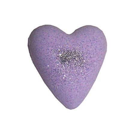 megafizz bath heart paris party bath bomb - artnomore.co.uk