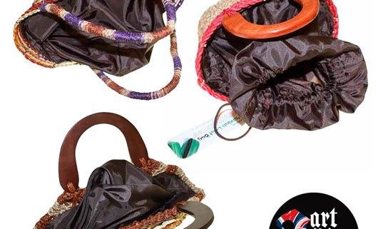 pandan bags - artnomore.co.uk gift shop
