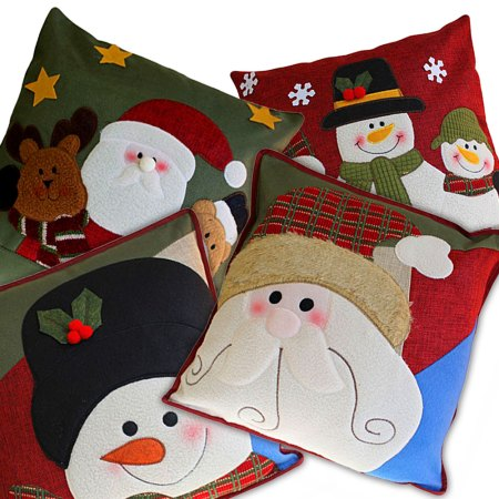 christmas cushion covers image from artnomore gift shop