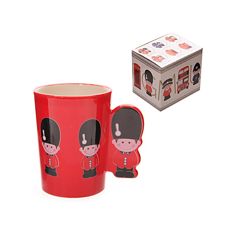 ted smith mugs guardsman handle mug image 1