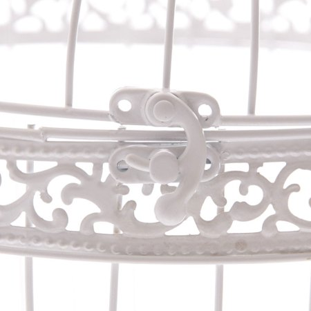 45cm wire bird cage decorative with dome image 4
