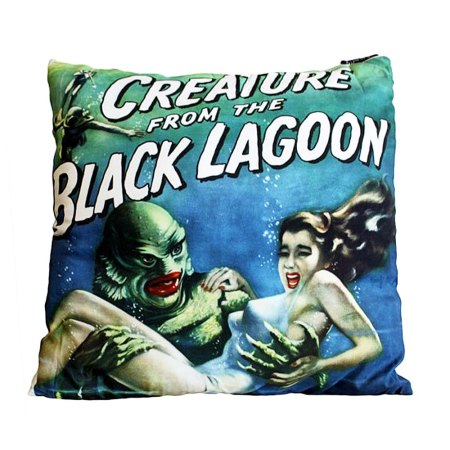 gothic cushion covers creature from the black lagoon