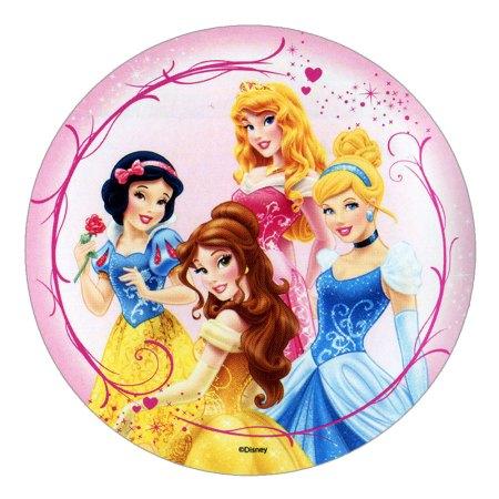Disney Princess Cake Toppers Design 4