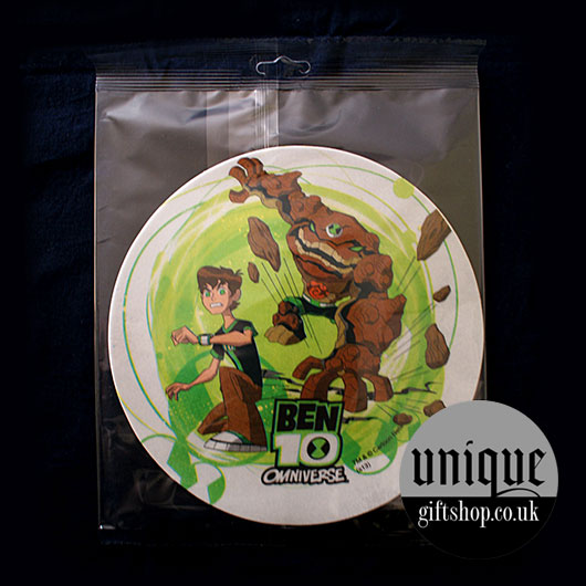 Ben 10 Cake Toppers (8.27″) design 1 packed