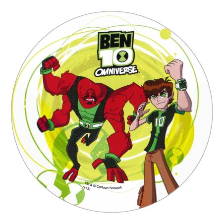 "Ben 10 Cake Toppers (8.27"") design 2"