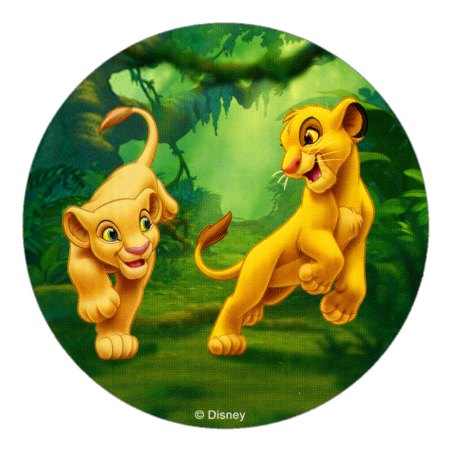 Disney Lion King Cake Toppers Design 3