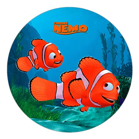 Disney Finding Nemo Birthday Cake Topper Design 2