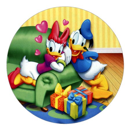 "Disney Mickey Mouse Birthday Cake Toppers (8.27"") Design 3"