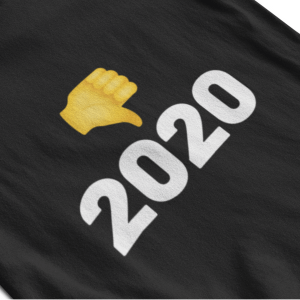 2020 Thumbs Down Emoji