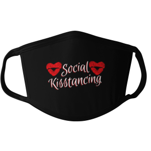 social distancing face mask, social kisstancing face mask, social distancing mask, funny face mask, kiss face mask, lips face mask, lips mask, covid funny face mask, covid funny statement mask, pun face mask, pun mask