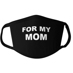 for my mom face mask, statement face mask