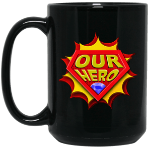 Hero Coffee Mugs