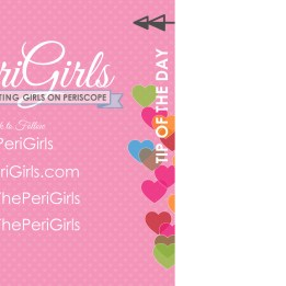 PeriGirls-Video-Overlay-tip-of-the-day