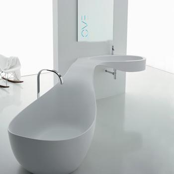 洗面とお風呂が一体化