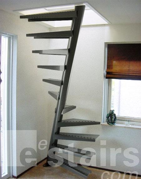 スタイリッシュでデンジャラスな階段