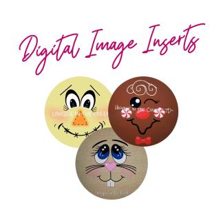 Digital Image Inserts