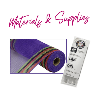 Material & Supplies