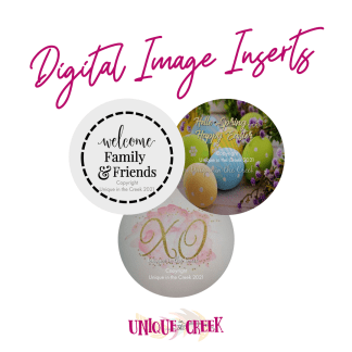 Digital Image Inserts