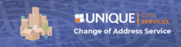 Unique's Change of Address Service