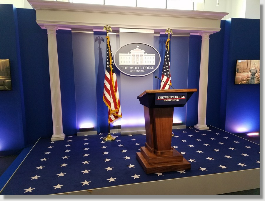 Uniquely DC Lectern  Podium Rentals for Stages and Events in Washington DC Maryland and
