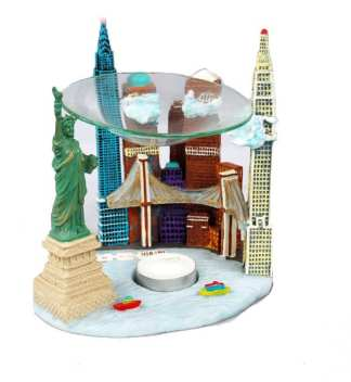 New York City Incense Burner