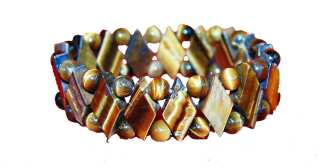 Tiger Eye Bracelet Diamond