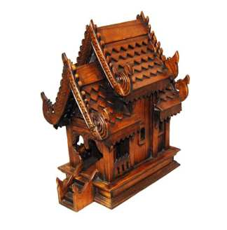 "Thai Spirit House 9"" x12"" x16"""