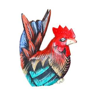 Roosters and Chickens