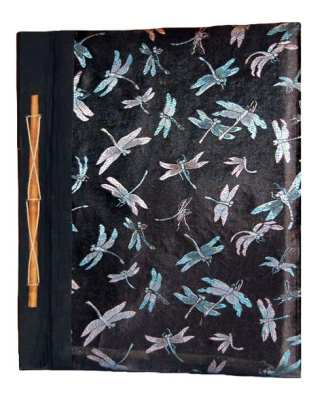 Photo Album Dragon Fly Design